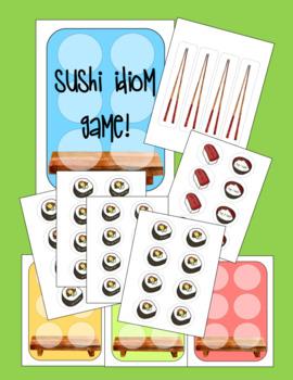 Sushi Idioms K-5