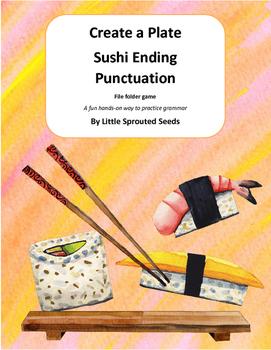 Punctuation Sushi
