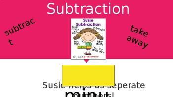 Susie Subtraction Power Point