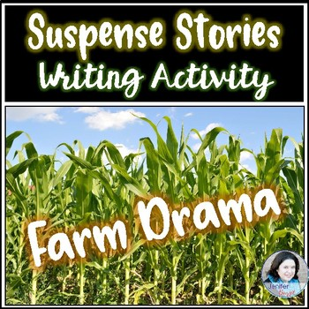 Suspense Stories: Farm Drama
