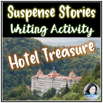 Suspense Stories: Hotel Treasure