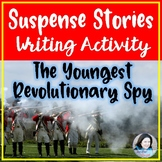 Suspense Stories: The Youngest Revolutionary Spy