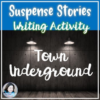Suspense Stories: Town Underground