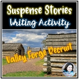 Suspense Stories: Valley Forge Recruit