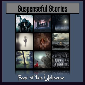 Suspenseful Stories: A Mini-Unit with Stories to Delight and Fright!