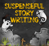 Suspenseful Story Writing