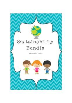 Sustainability Bundle for Grades 1-3