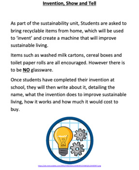 Sustainability Project