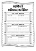 Sustainability Unit Worksheets