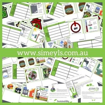 Sustainability action plan. Supports EYLF &/or NQF Australia