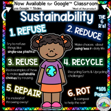 Sustainability : The 6R's : Help Our Earth & Environment