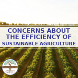 (Agriculture) Sustainable Agriculture - Article Reading Guide