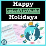 Sustainable Christmas & Holiday Season Lesson for Middle &