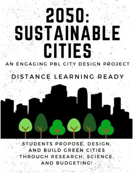 Sustainable Cities (City Design Project)