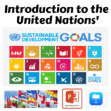 United Nations' Sustainable Development Goals - An Intro - PowerPoint & Keynote