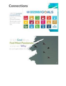 Sustainable Development Goals Hyperdoc Project