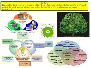 Sustainable Development and Global Warming British politics