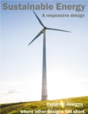 Sustainable Energy Responsive Design 6 Pack .PDF - Design