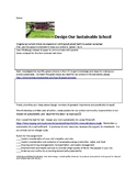 CLIMATE CHANGE and Consumption:  Create a Sustainable School