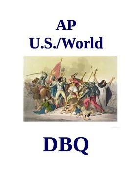 AP History DBQ: Sustained Hemispheric Contact