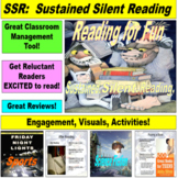 SSR: Sustained Silent Reading PowerPoint
