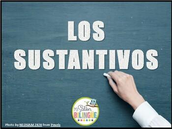 Sustantivos en español