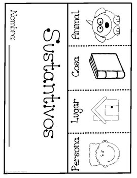 Sustantivos