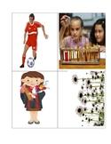 Sustantivos (Nouns) Worksheet