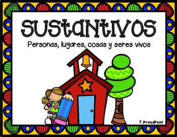 Sustantivos (Nouns in Spanish)