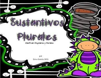 Sustantivos Plurales