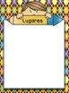 Sustantivos - Spanish Nouns - Sorting Game and Worksheets