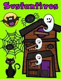 Sustantivos:  Spooky Nouns in Spanish