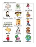 Spanish: Common and Proper Nouns (Sustantivos comunes y propios)