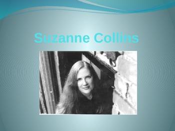 Suzanne Collins PowerPoint