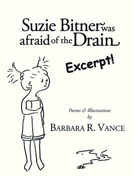 """Suzie Bitner Was Afraid of the Drain"" Personal Poetry Book"