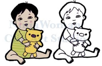 Suzuki Family Clip Art