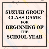 Suzuki Group Class