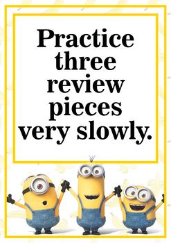 Suzuki Violin Practice Games - 7 Day Practice Challenge