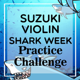Suzuki Violin Practice Cards