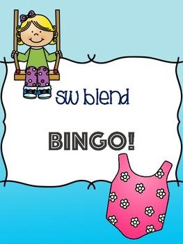 Sw Blend Bingo [10 playing cards]