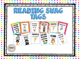 Swag Tags: Reading Themed