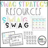 Swag Writing- Superhero SWAG Writing Resources