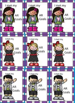 Swag tags AR goals