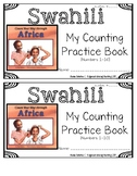 Swahili Counting Book {Numbers 1-10}