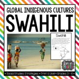 Swahili: Global Indigenous Cultures Informational Article