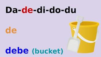 Swahili Phonics Da-de-di-do-du