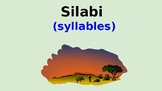 Swahili Syllable (Silabi) Ba-be-bi-bo-bu