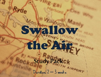'Swallow the Air' Tara June Winch