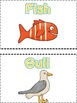 Swallowed a Shell Activity Cards
