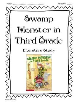 Swamp Monsters in Third Grade